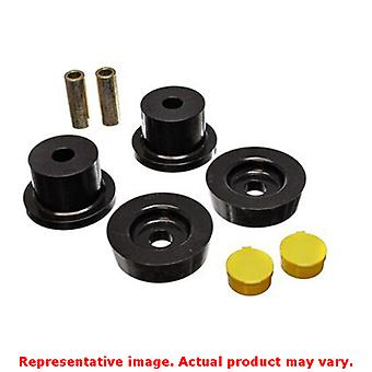 Energy Suspension Differential Carrier Bushing 11.4101G Black Rear Fits:MAZDA 1