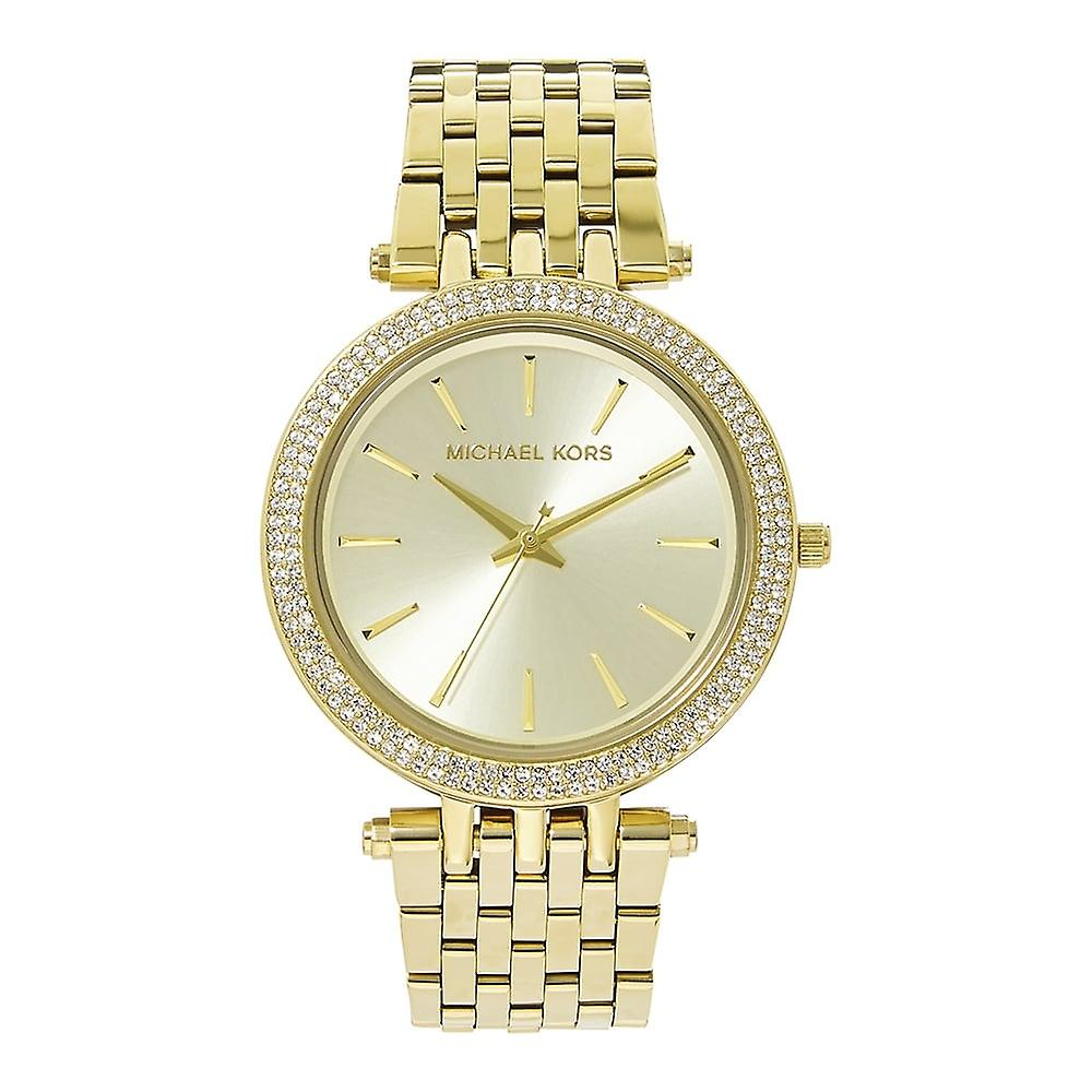 Michael Kors Watches Mk3191 Darci Gold Stainless Steel Ladies Watch