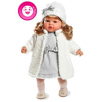 Arias Muñeca 45 Con Mecanismo Risa (Toys , Dolls And Accesories , Baby Dolls , Dolls)
