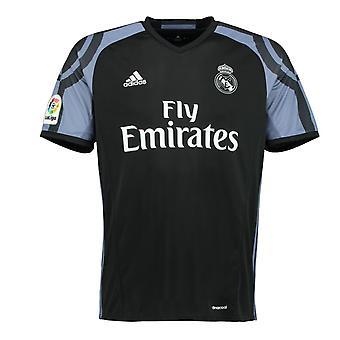 2016-2017 Real Madrid Adidas Third Football Shirt