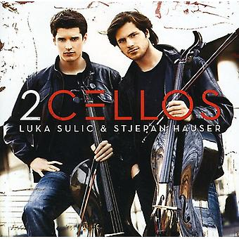 2Cellos (Sulic & Hauser) - 2Cellos [CD] USA import