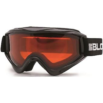 Bloc Junior Spark Goggles - Black