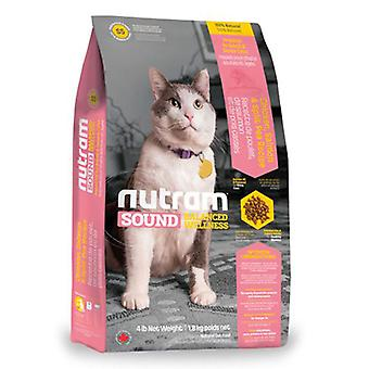Nutram S5 Adult Natural Cat Chicken & Salmon 6.8KG