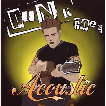 Punk går akustisk - Punk går akustiske [CD] USA import