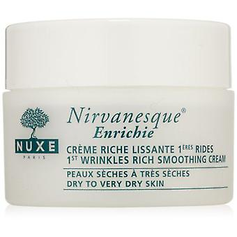 Nuxe First Wrinkle Cream Nirvanesque Enrichie