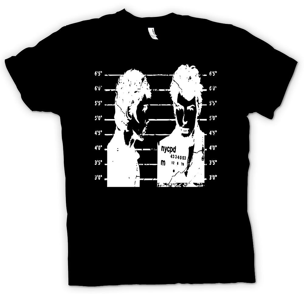 Womens T-shirt - Sid Vicious - Sex Pistols - Mug Punk