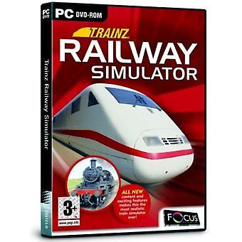 Trainz Railway Simulator 2006 (PC DVD ROM) - Usine scellée