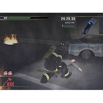 Brandmand FD18 (PS2)