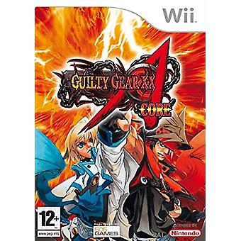 Guilty Gear Core (Wii)