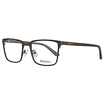 Hackett London glasses Brown