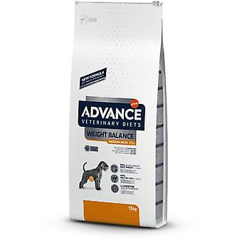 Advance Dog Diets Weight Balance (Dogs , Dog Food , Veterinary diet)