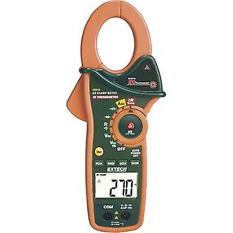 Extech EX810 Clamp meter, Handheld multimeter Digital Calibrated to: Manufacturer's standards (no certificate) IR thermo