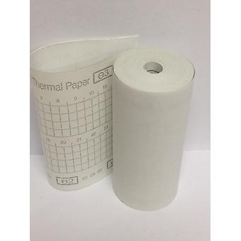 Siemens VDO DTCO 1381 (E1 84) Approved Tachograph Rolls - box of 3