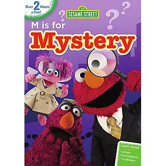 Sesame Street: M Is for Mystery [DVD] USA import