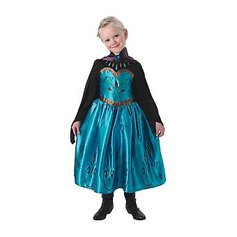Rubies Coronation Elsa Costume Fancy Dress