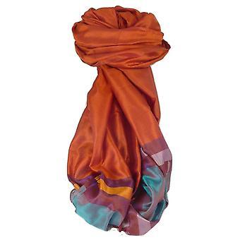 Варанаси границы премьер шелковые длинный шарф наследия Гупта 164, пашмины & шелка
