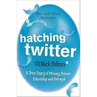 Klekking Twitter av Nick Bilton - 9781444761979 bok