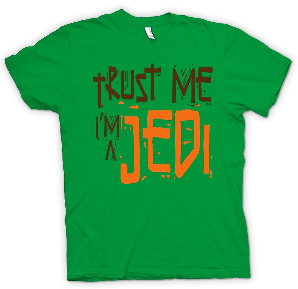 T-shirt des hommes - Croyez-moi que je suis un Jedi - Drôle