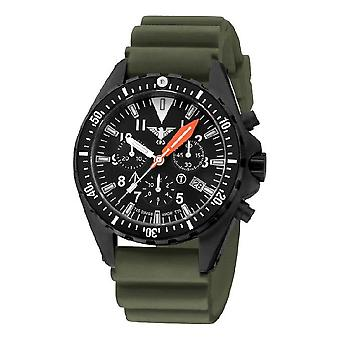 KHS MissionTimer 3 mens watch watches field chronograph KHS. MTAFC. DO