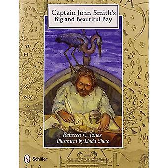 Grande e bella baia di capitano John Smith