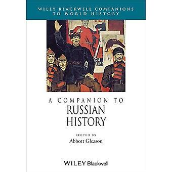 En følgesvenn til russisk historie (Wiley Blackwell ledsagere til verdenshistorien)
