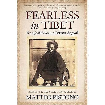 Orädd i Tibet: livet av den mystiska Terton Sogyal