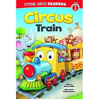 Treno del circo (arco di pietra lettori - livello 1 (qualità)))
