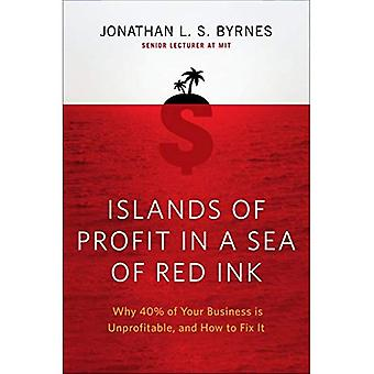 Islands of Profit in a Sea of Red Ink: Why 40% of Your Business Is Unprofitable and How to Fix It