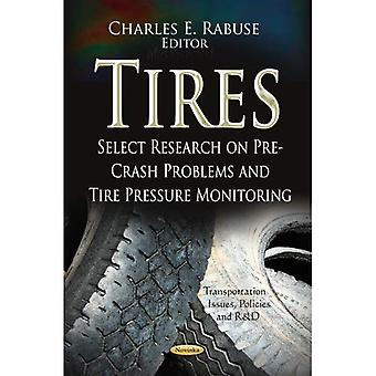 TIRES SELECT RESEARCH ON PRE C (Transportation Issues, Policies and R&D)