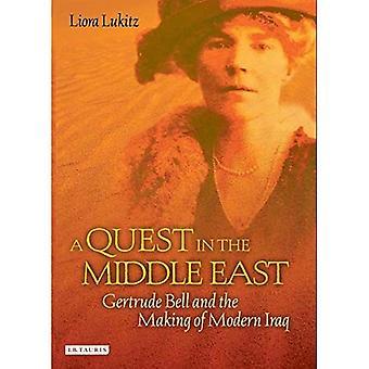 En strävan i Mellanöstern: Gertrude Bell och tillverkningen av moderna Irak