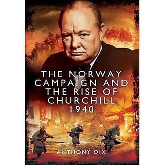 Norwegen-Kampagne und der Aufstieg von Churchill 1940