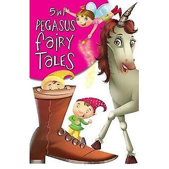 5 in 1 Pegasus Fairy Stories