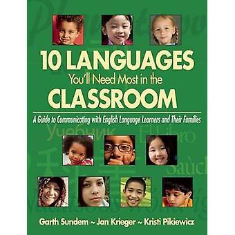 10 ヶ国語教室 - Communicat へのガイドで最も必要があります。