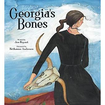 Georgias Bones by Jen Bryant & Illustrated by Bethanne Anderson
