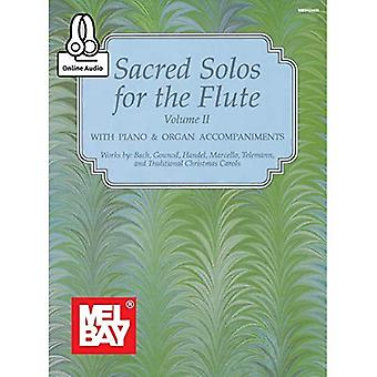 Sacred Solos for the Flute� Volume 2