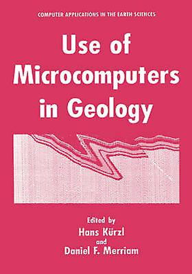 Use of Microcomputers in Geology by Krzl & Hans
