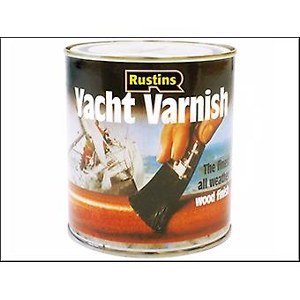 Rustins Yacht Varnish Satin 500ml