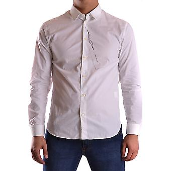 Marc Jacobs White Cotton Shirt