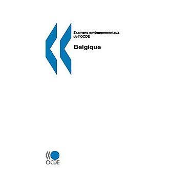 Examens environnementaux de lOCDE Belgique av OCDE. Publie par utgaver OCDE