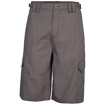 Trespass Mens Regulate Quick Dry Cargo Walking Shorts