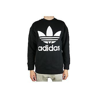 adidas Originals Trefoil Over Crew CW1236 Mens sweatshirt