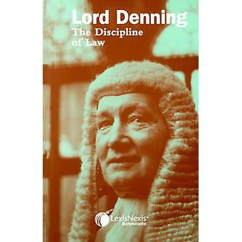 The Discipline of Law by Alfred Denning - 9780406176059 Book