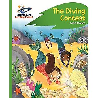 Reading Planet - The Diving Contest - Green - Rocket Phonics by Isabel