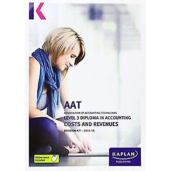 Costs and Revenues - Revision Kit - 9781784153588 Book