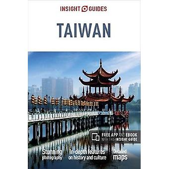 Insight Guides Taiwan by Insight Guides - 9781786716415 Book