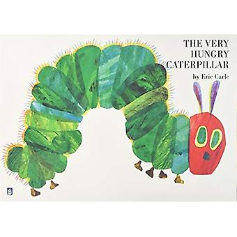 The Very Hungry Caterpillar (Storytime Giants) (Giant Book) (ESOL / ELT)