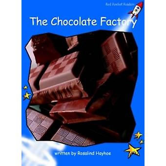 Chocolate Factory - Early - Level 3 (International edition) by Rosalind