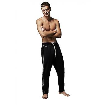 Lacoste Luxury Lounge Pants Black