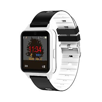 Smartwatch with support for SIM card-White