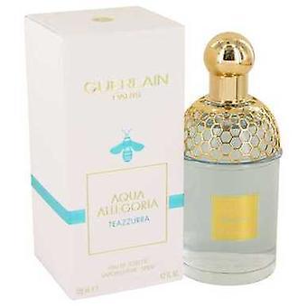 Aqua Allegoria Teazzurra By Guerlain Eau De Toilette Spray 4.2 Oz (women) V728-533792